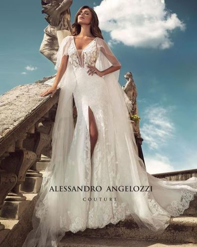 ALESSANDRO ANGELOZZI 2018 COLLECTION