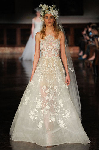 REEM ACRA/ THE PROPHET COLLECTION / Blessed Beauty