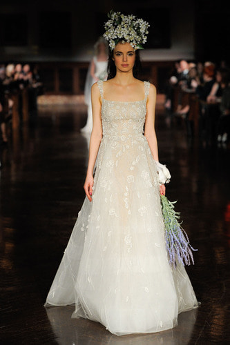 REEM ACRA/ THE PROPHET COLLECTION / Enchanted Heart